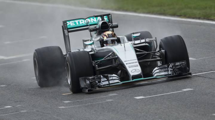 Rosberg y Wehrlein rodaron en Montmeló con los Pirelli 2017