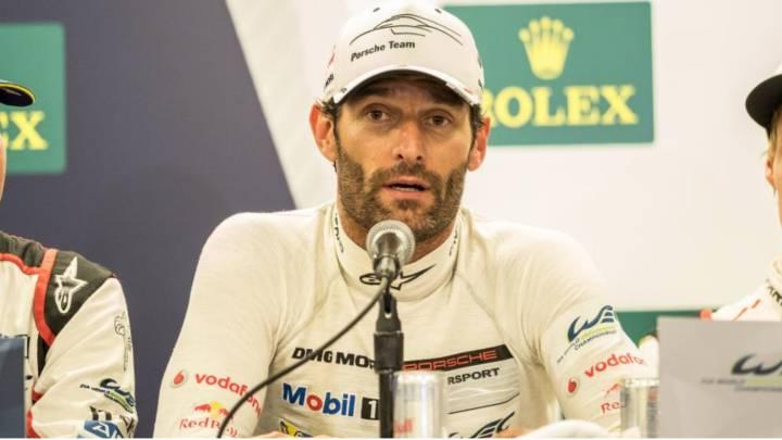 Webber se retira al finalizar la temporada 2016