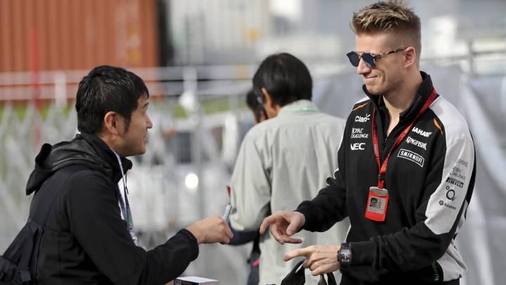 Hulkenberg ficha por Renault, que espera a Carlos Sainz