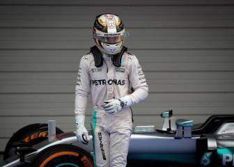 Hamilton se venga de la Prensa bloqueando en redes sociales