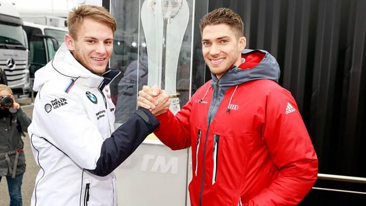 Wittmann y Mortara se juegan el título en Hockenheim