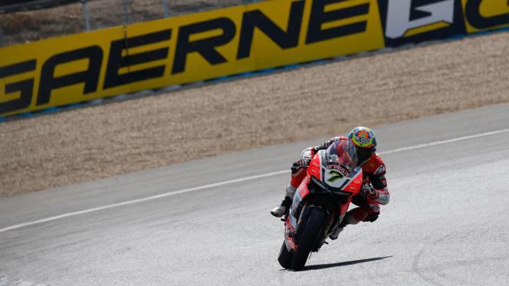 Davies gana en Jerez y Rea podría ser campeón el domingo