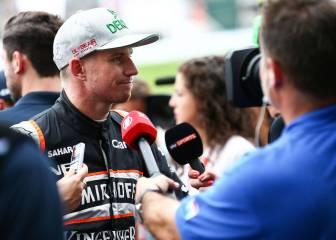 Hulkenberg, líder para Renault y sorpresa para Force India