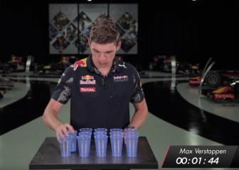 Williams hizo un 'pit stop' en 1.92... ¿qué logra Verstappen?