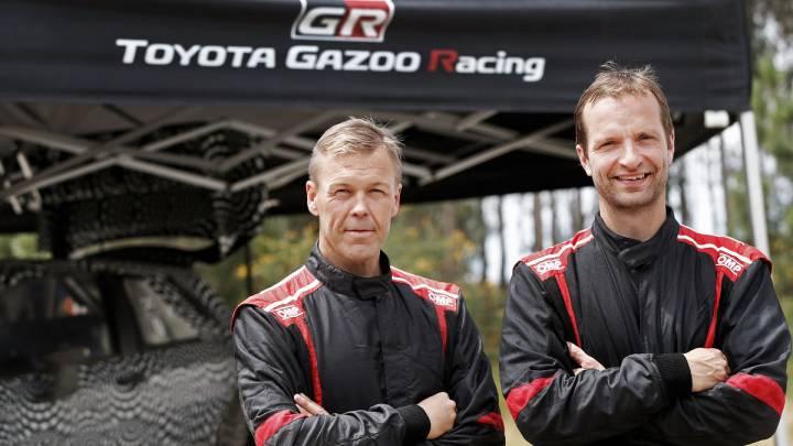 Toyota ya tiene al primer piloto para su regreso: Juho Hanninen