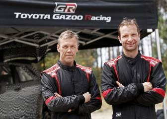 Toyota tiene al primer piloto para su vuelta: Juho Hanninen