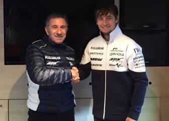 Karel Abraham, de vuelta a MotoGP de la mano de Aspar