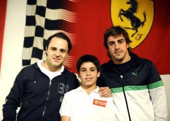 Lance Stroll: talento de Ferrari y rival del hijo del Circo del Sol