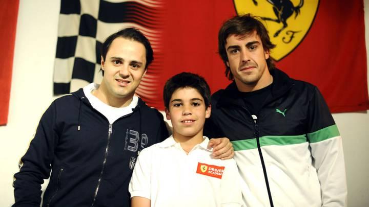 Stroll: talento forjado en Ferrari y verdugo del hijo del Circo del Sol.