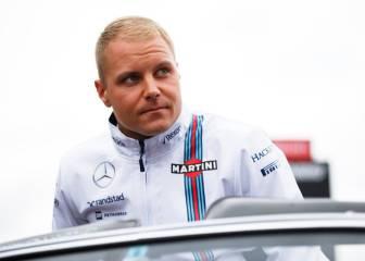 Williams y una promesa para Bottas: darle su primer triunfo
