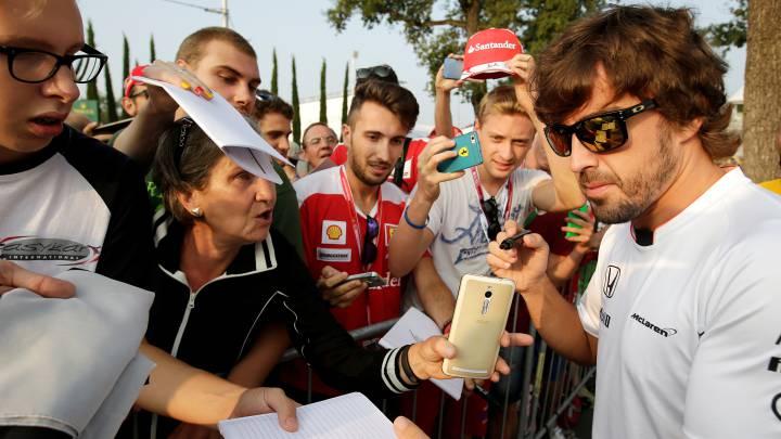 """Alonso: """"Todo nuestro esfuerzo está ya en 2017"""""""