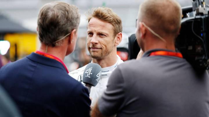 ¿Deberían acortarse las carreras de Fórmula 1? Button cree que sí.