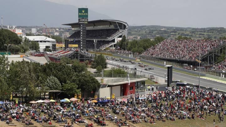Salen a la venta las entradas del GP de España 2017 de Fórmula 1