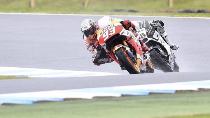 GP Australia 2016: Pole de MotoGP en Phillip Island
