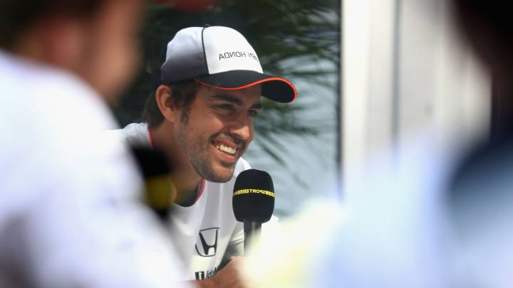 """Alonso: """"Solo tengo ganas de volver a vivir otro título"""""""