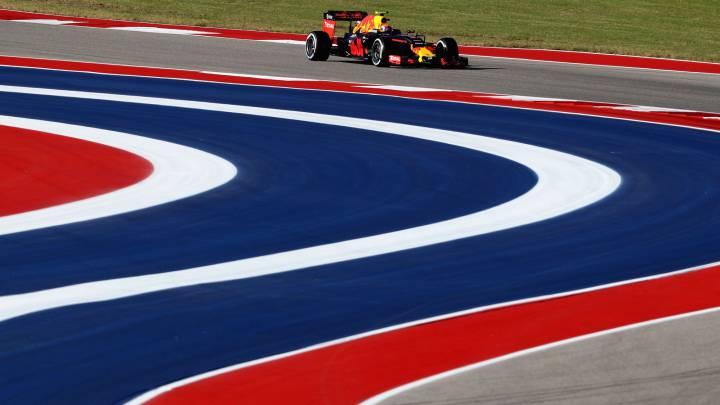 Red Bull avisa y Mercedes se esconde en Austin