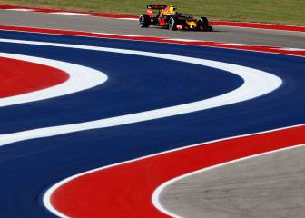Red Bull avisa y Mercedes se esconde en Austin