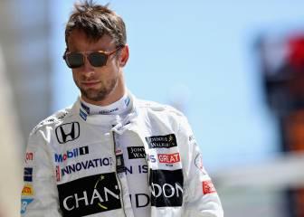 Button critica a McLaren por su táctica: