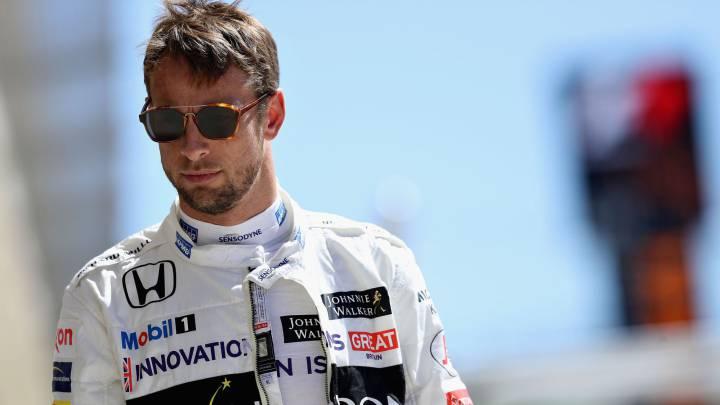 Button critica a McLaren por su táctica: \