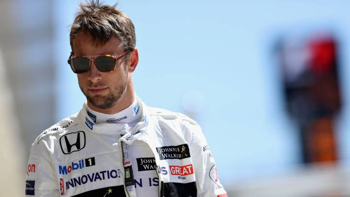 """Button critica a McLaren por su táctica: """"Necesito una cerveza"""""""