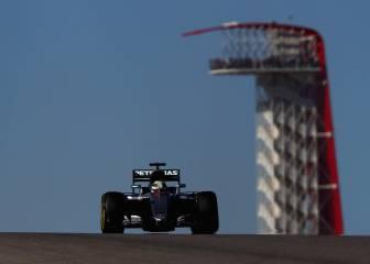 Pole de Hamilton con un gran Sainz 10º y Alonso 12º