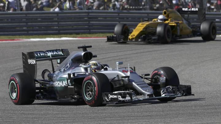 GP Estados Unidos 2016 F1: resumen y clasificación