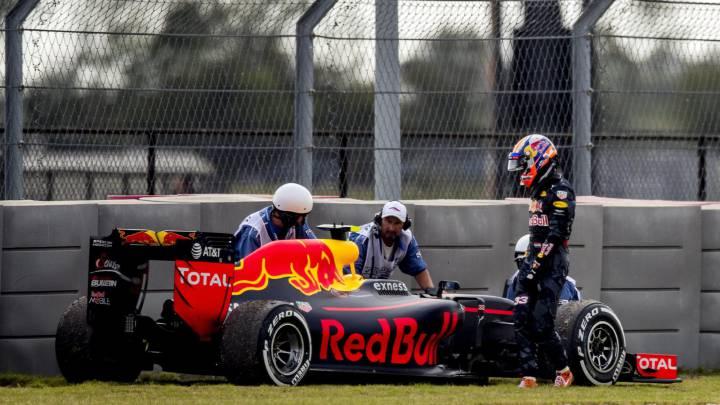Verstappen, piloto del día a pesar de sus fallos y de Alonso y Sainz