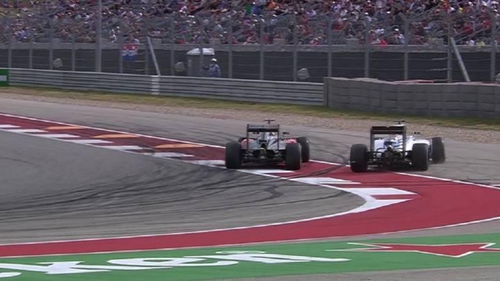 Enfado en Williams: creen que la FIA debió sancionar a Alonso.