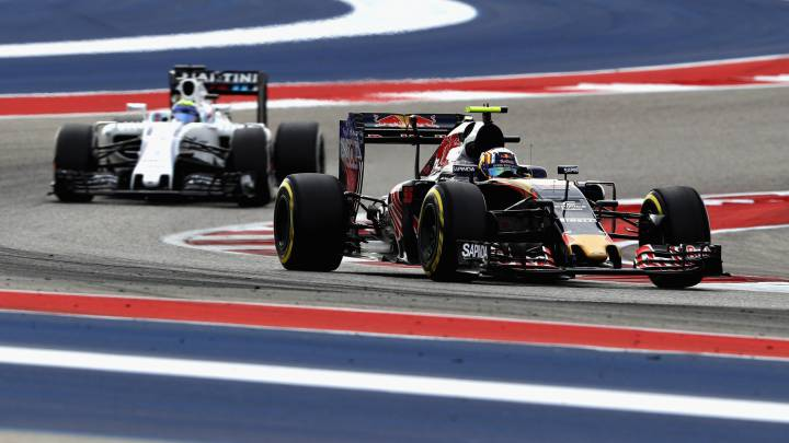 """Marko: """"Es la mejor carrera que he visto a Sainz en la Fórmula 1""""."""