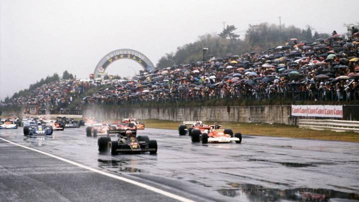 Traición del Monte Fuji: 40 años del título de Hunt ante Lauda