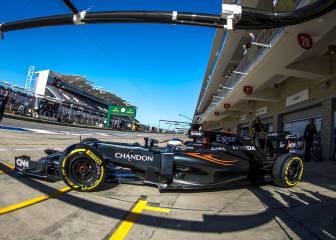 McLaren saca pecho y Honda presume de sus