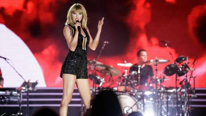 Taylor Swift disparó la asistencia al GP: creció un 17%