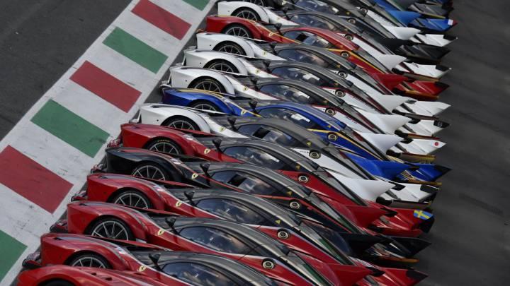 Más de 1.000 Ferrari quieren invadir el óvalo de Daytona