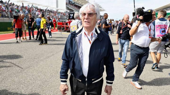 """Para Ecclestone, McLaren sería """"estúpida"""" si echa a Ron Dennis."""
