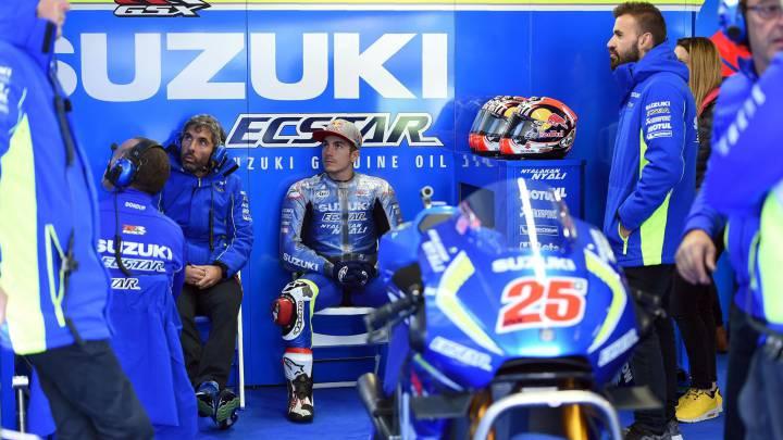 Maverick y su 'faena' a Suzuki: les ha dejado sin privilegios.