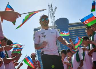 Fernando Alonso es el mejor piloto para la Prensa mundial