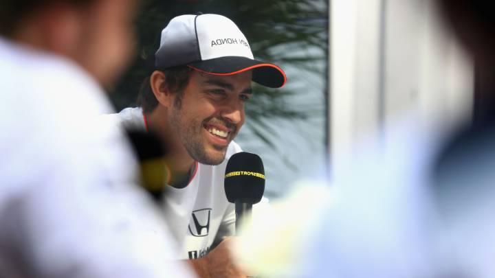 Alonso: \