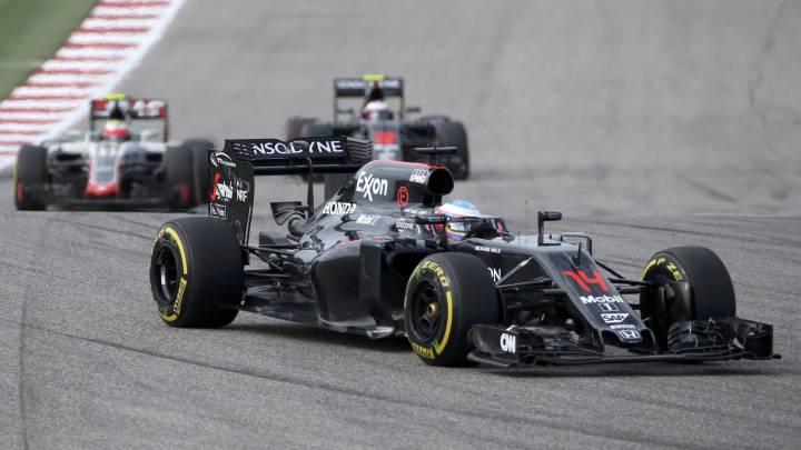 "Alonso sobre Massa: ""Lance de carrera, él pinchó, yo también"""