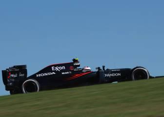 La altitud de México aleja a McLaren Honda de la Q3