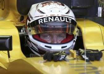 ¿Qué hace un piloto de F-1 el día de GP? Contesta Magnussen