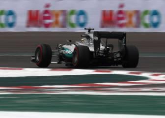 GP México: Clasificación en el circuito Hermanos Rodríguez