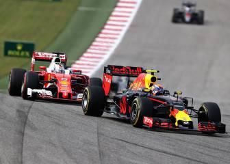 Verstappen, sancionado: