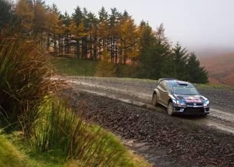 La victoria de Sebastien Ogier da el título a Volkswagen