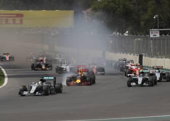 Uno por uno del GP de México