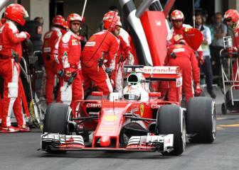 La FIA deja sin castigo a Vettel por sus insultos por radio