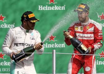 Vettel pide perdón a Whiting y Todt a través de una carta