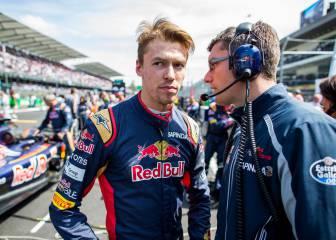 Kvyat señala inconsistencia en la FIA: