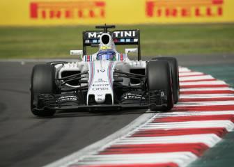 Massa y Williams, los más agresivos para el GP de Brasil