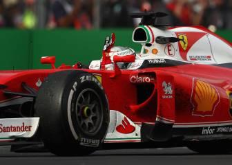 Vettel, de Verstappen:
