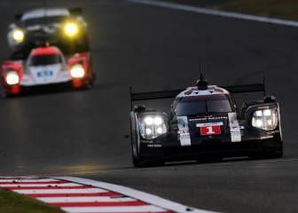 Porsche campeón de marcas y Webber dice adiós al champán